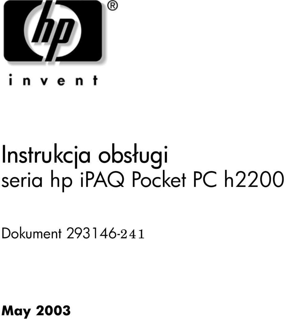 Pocket PC h2200