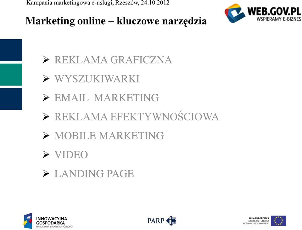 EMAIL MARKETING REKLAMA