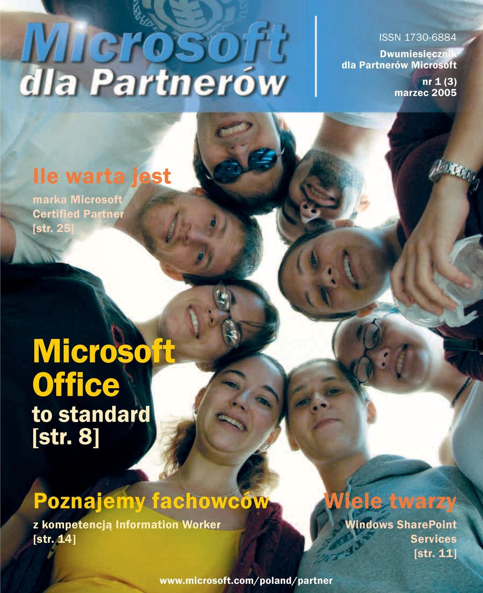 25] Microsoft Office to standard [str.