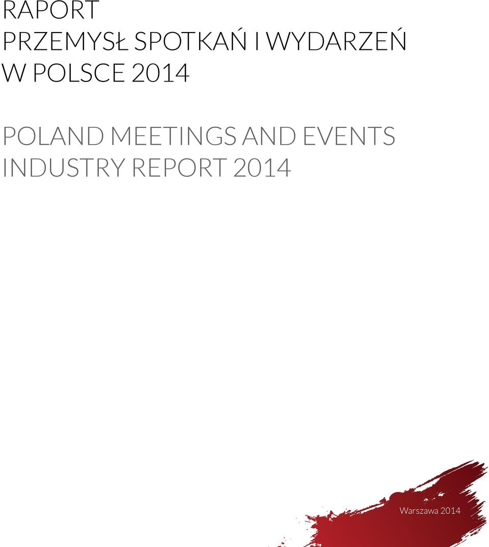 POLAND MEETINGS AND EVENTS