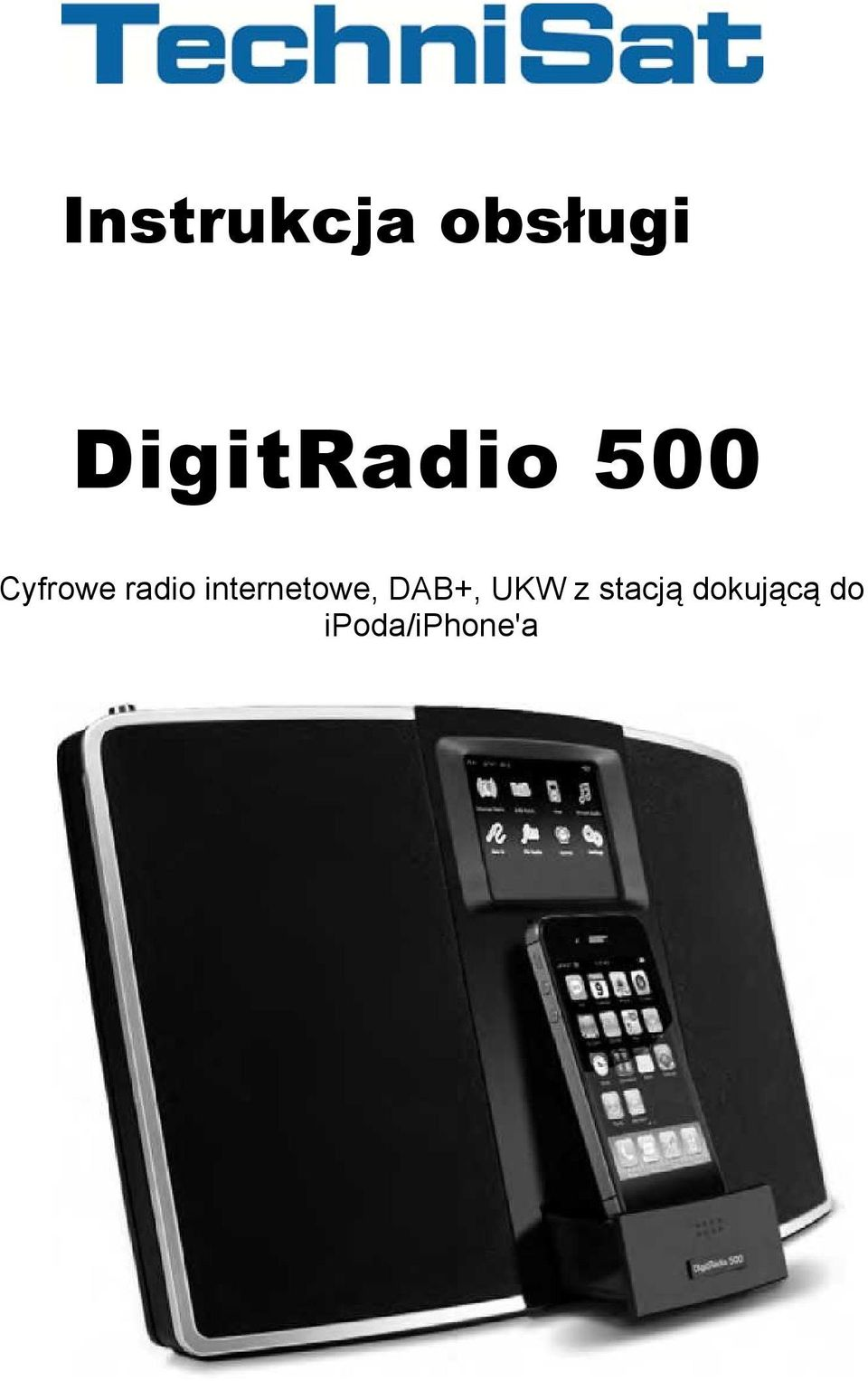 radio internetowe, DAB+,