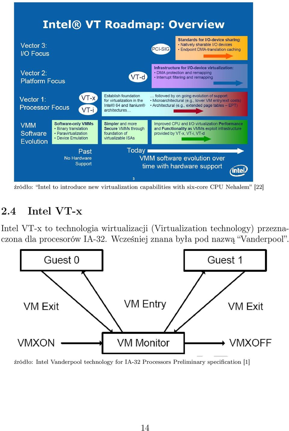 4 Intel VT-x Intel VT-x to technologia wirtualizacji (Virtualization technology)