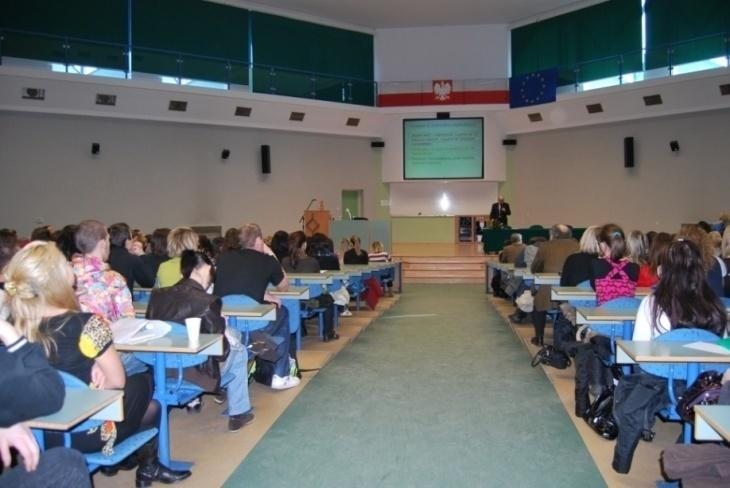 Faculty of Management is equipped with modern buildings where there are: lecture halls,