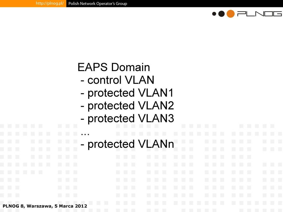 protected VLAN2 -