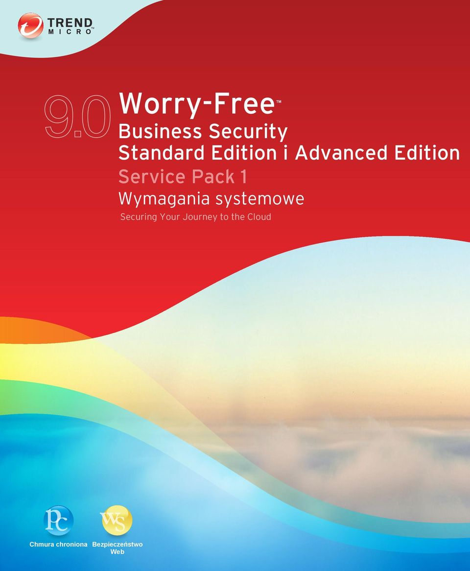 Wymagania systemowe Securing Your Journey to