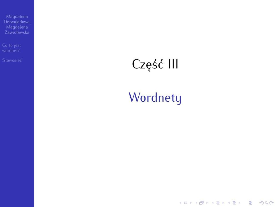 Wordnety