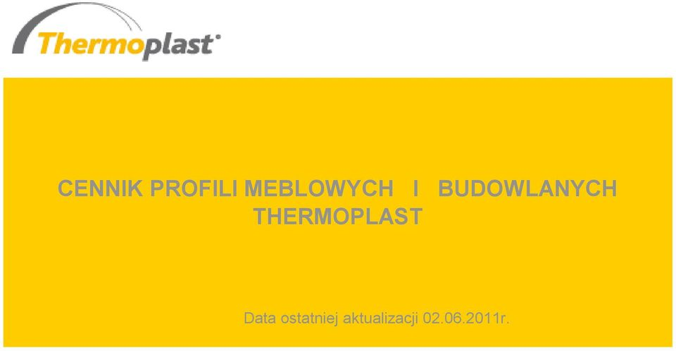 THERMOPLST Data