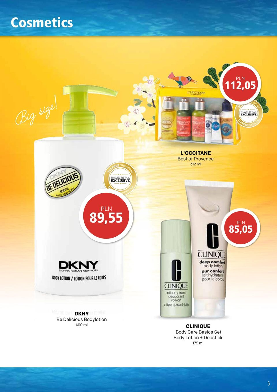 89,55 85,05 DKNY Be Delicious Bodylotion