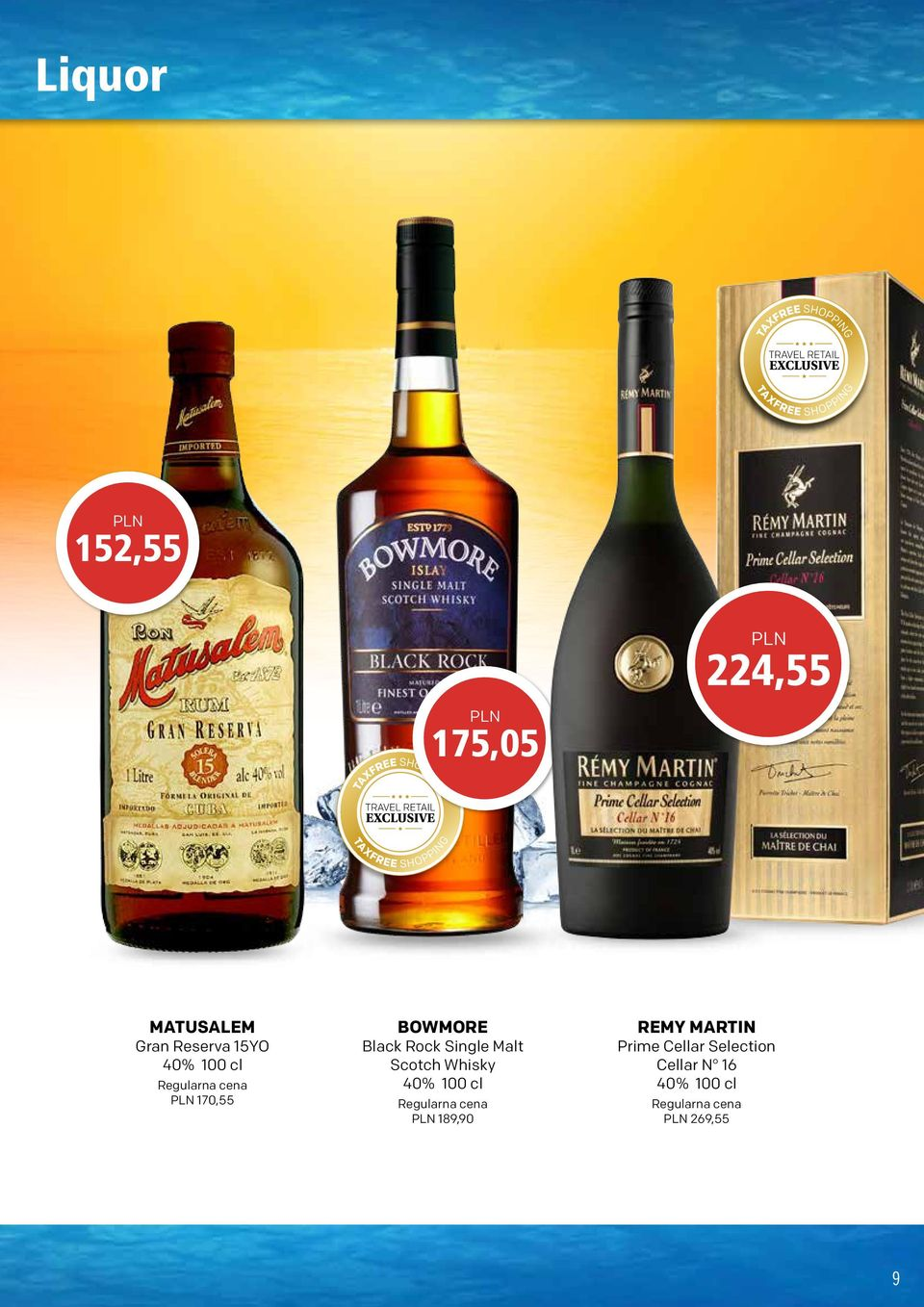 Single Malt Scotch Whisky 189,90 REMY