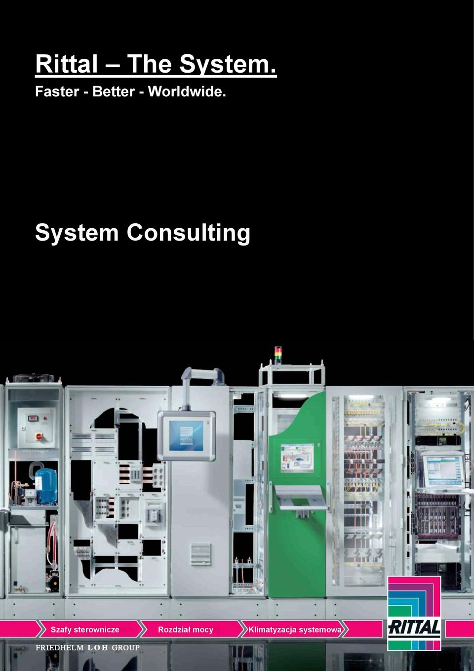 System Consulting Szafy