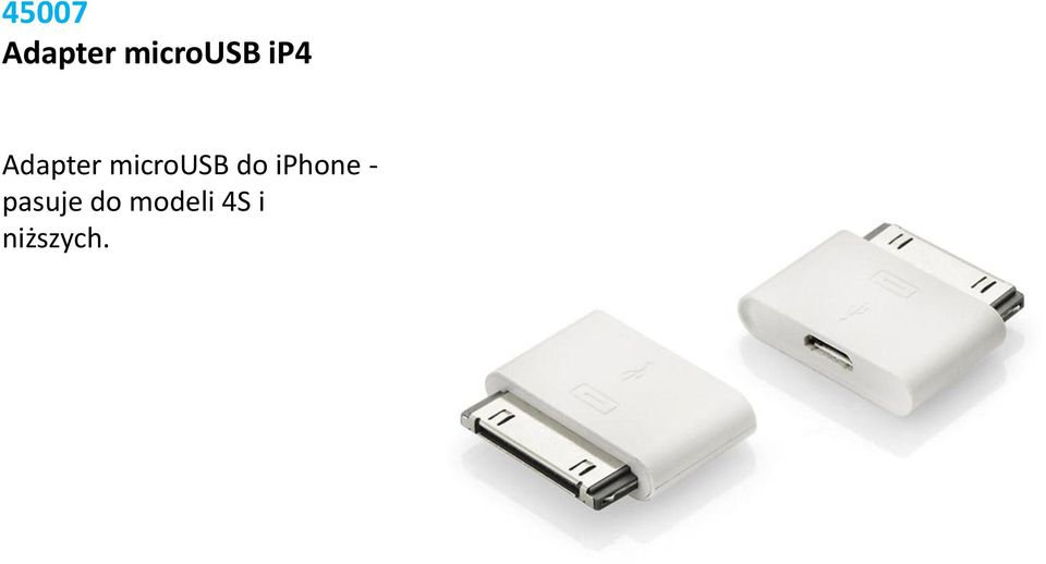 microusb do iphone -