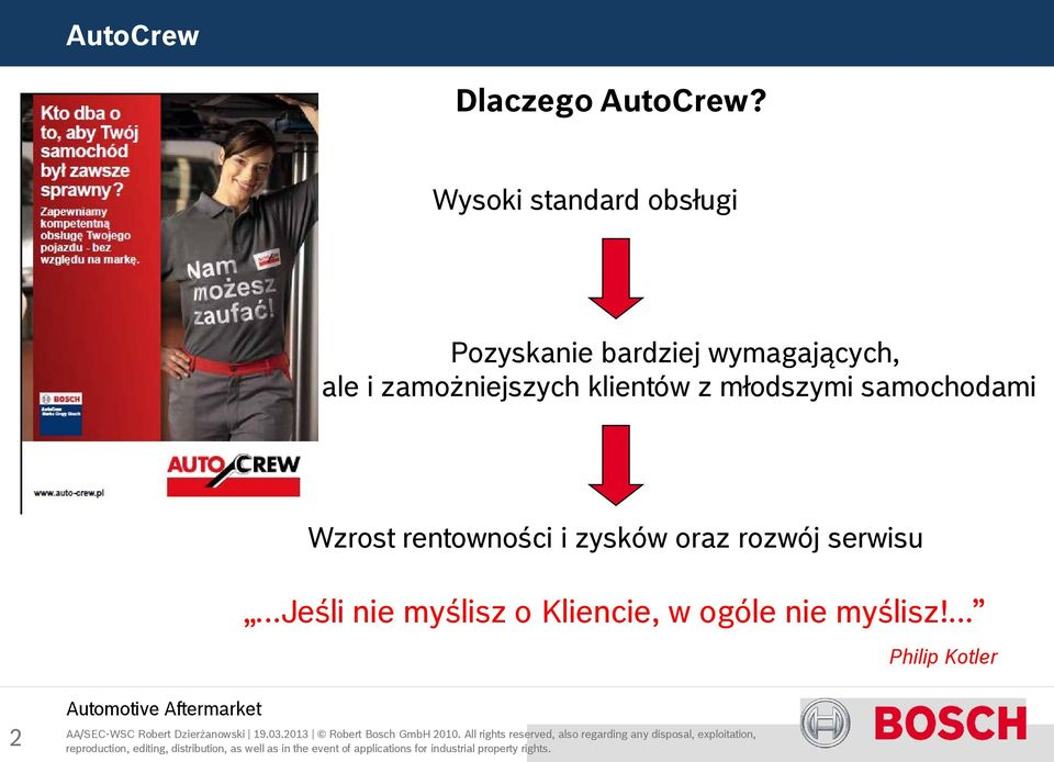 the event of applications for industrial property rights. Dlaczego AutoCrew?