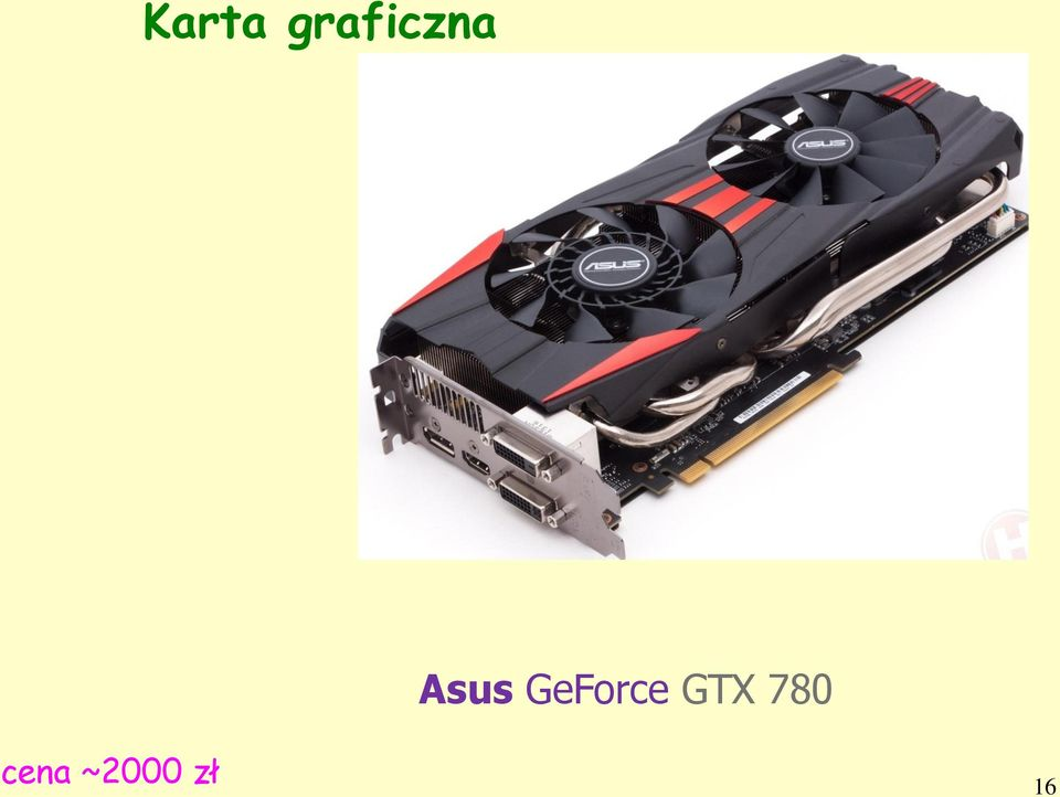 Asus GeForce