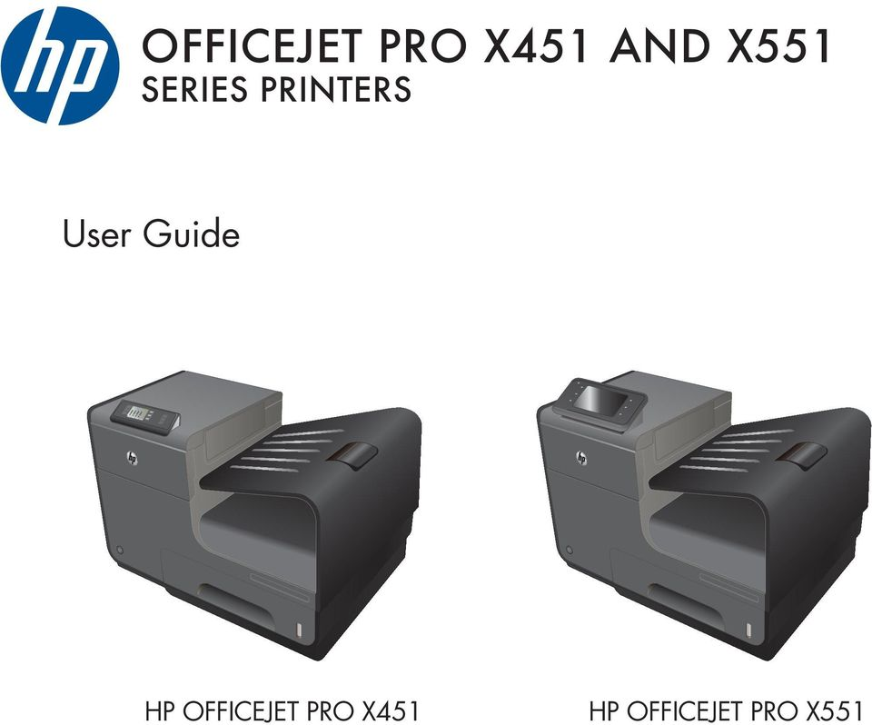 User Guide HP OFFICEJET