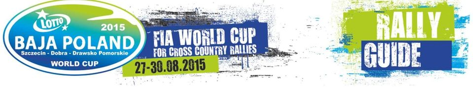 ADMINISTRATIVE CHECKS SCHEDULE The Administrative Checks schedule will be published in separate bulletin on the official Rally website www.bajapoland.eu on 24.08.2015 /Monday/.