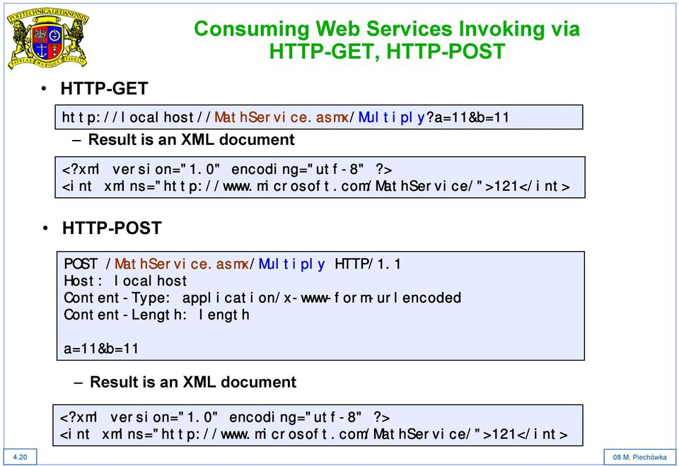 "com/mathservice/"">121</int> HTTP-POST POST /MathService.asmx/Multiply HTTP/1."