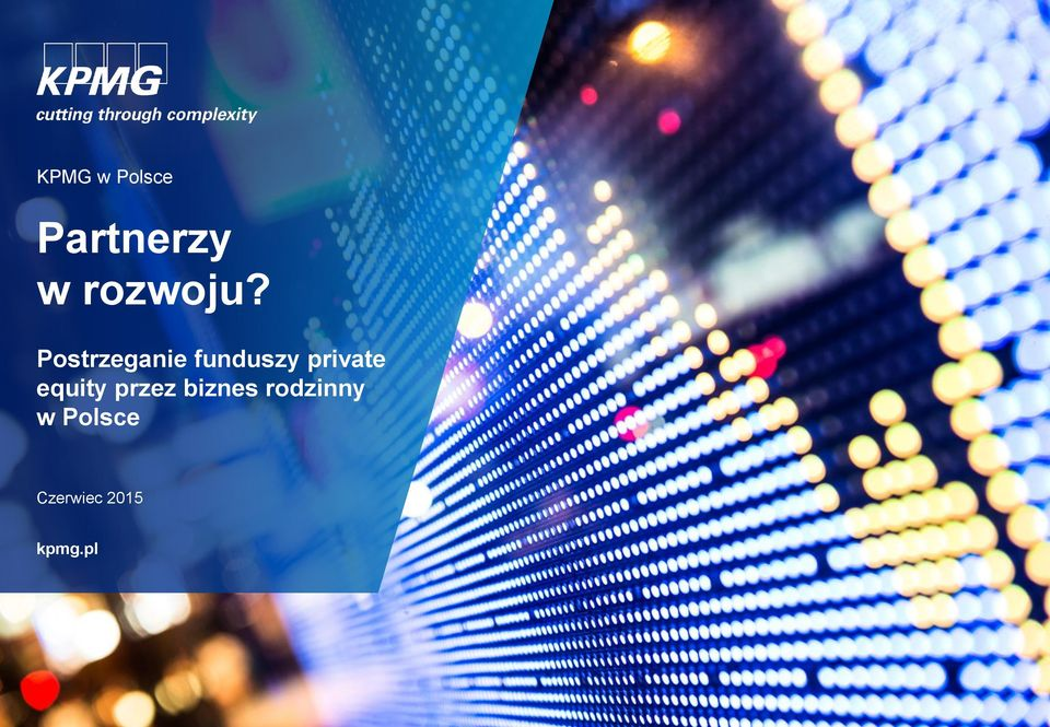 funduszy private equity