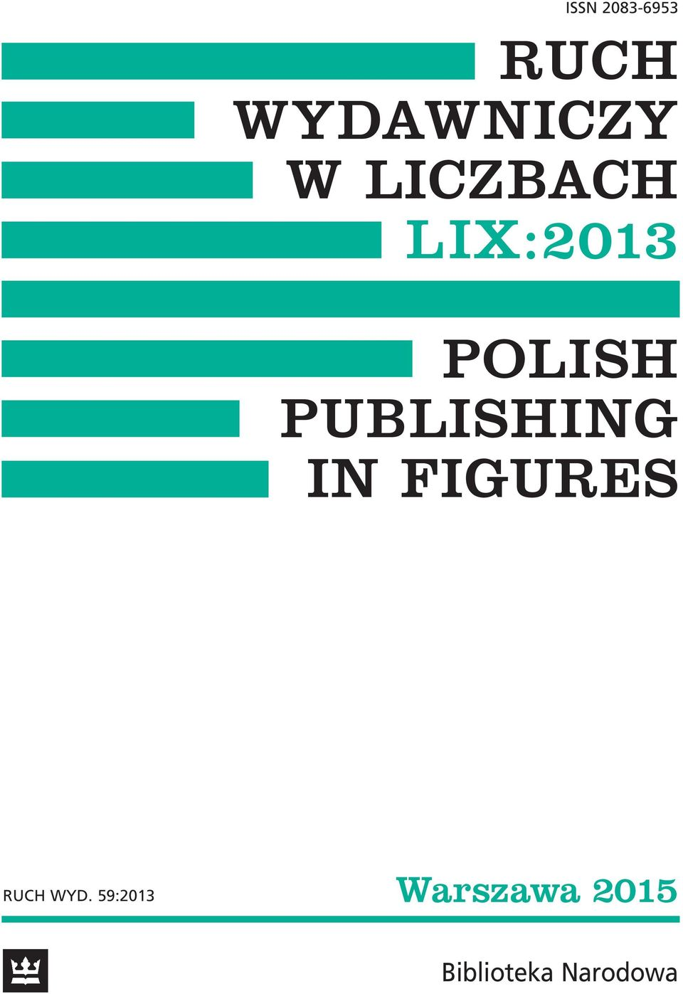 PUBLISHING IN FIGURES RUCH WYD.