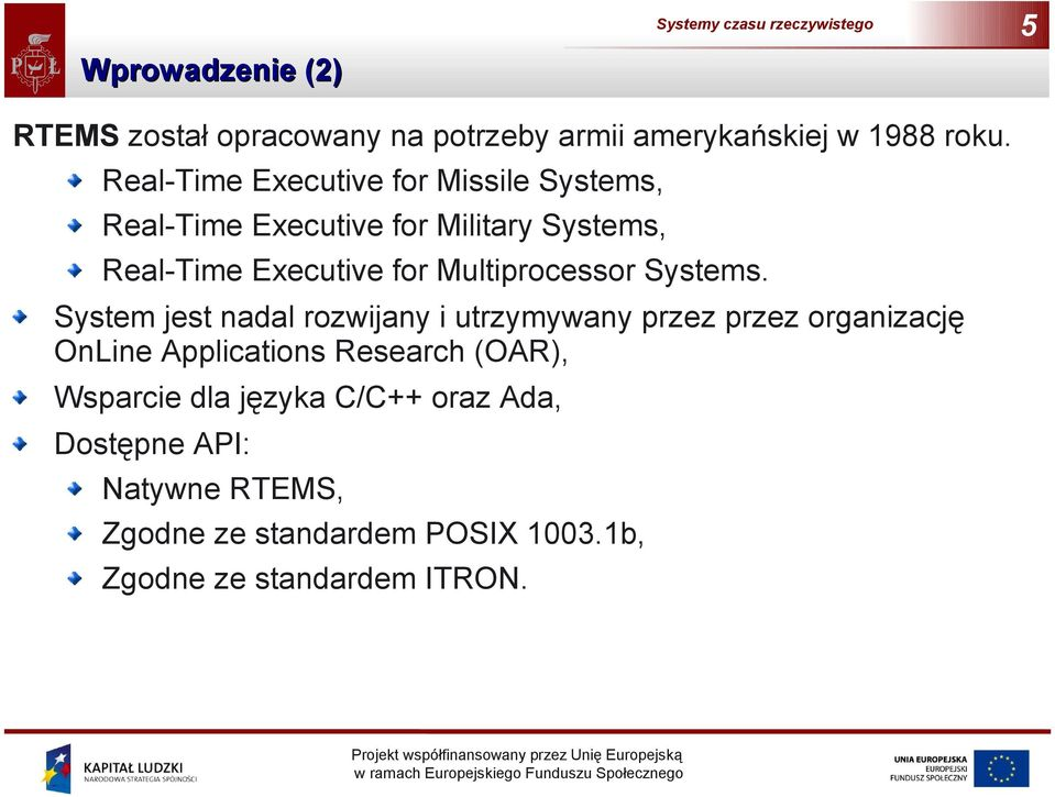Multiprocessor Systems.