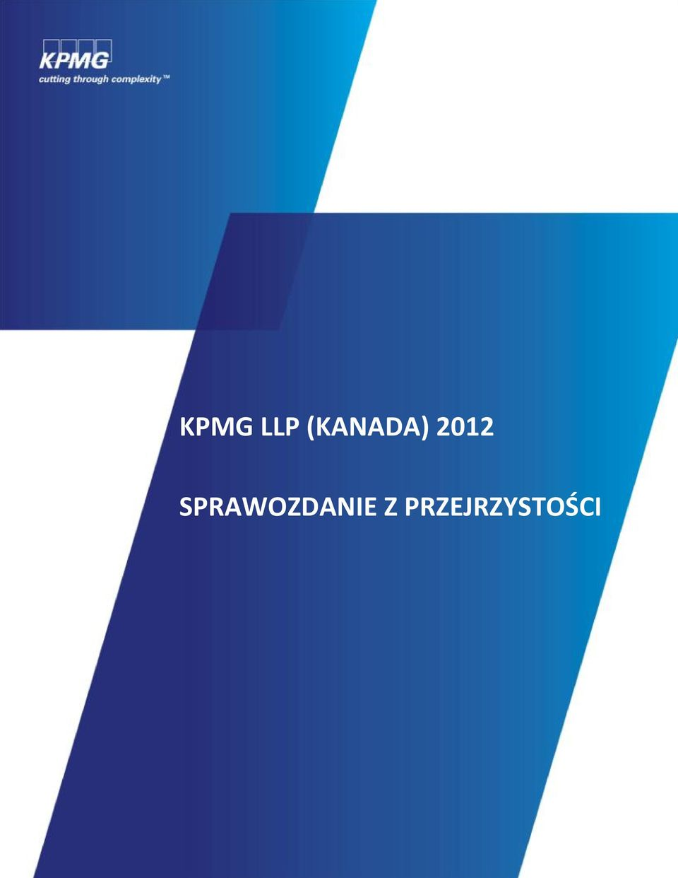 member firm of the KPMG network of independent member firms affiliated with