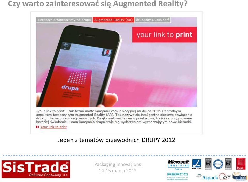 Augmented Reality?