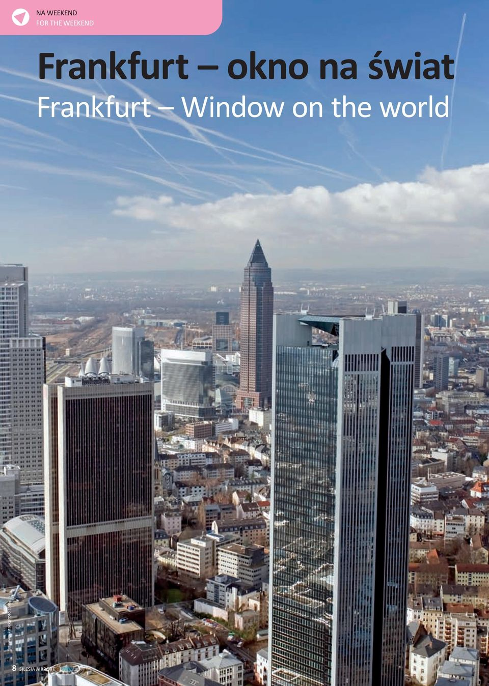 Frankfurt Window on the world
