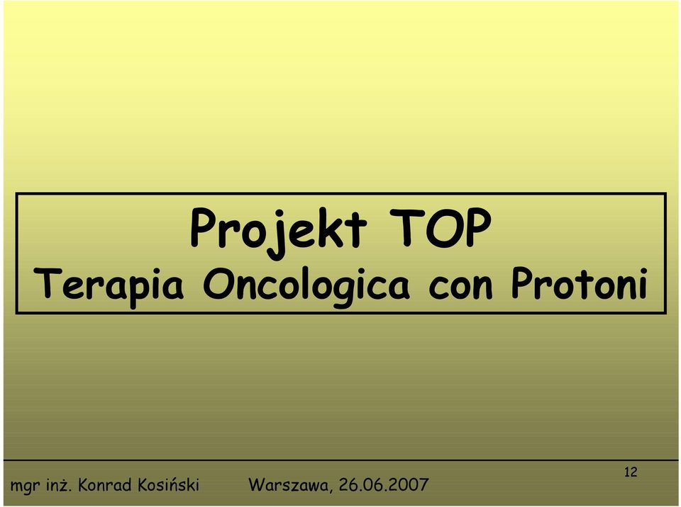 Oncologica