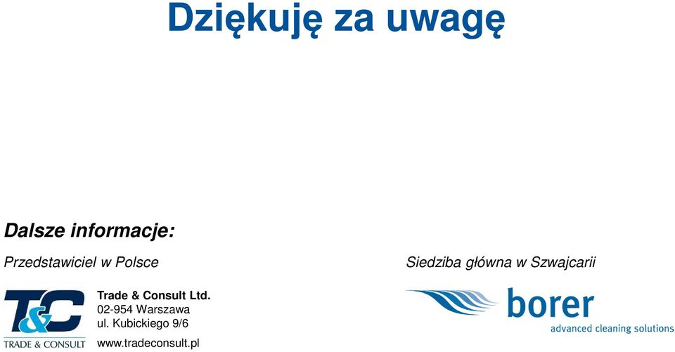 Szwajcarii Trade & Consult Ltd.