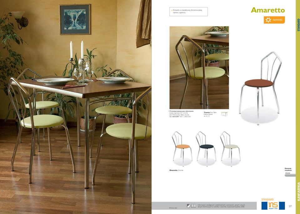 011, 800x1200 Tiramisu Duo Table Oferta Express str.