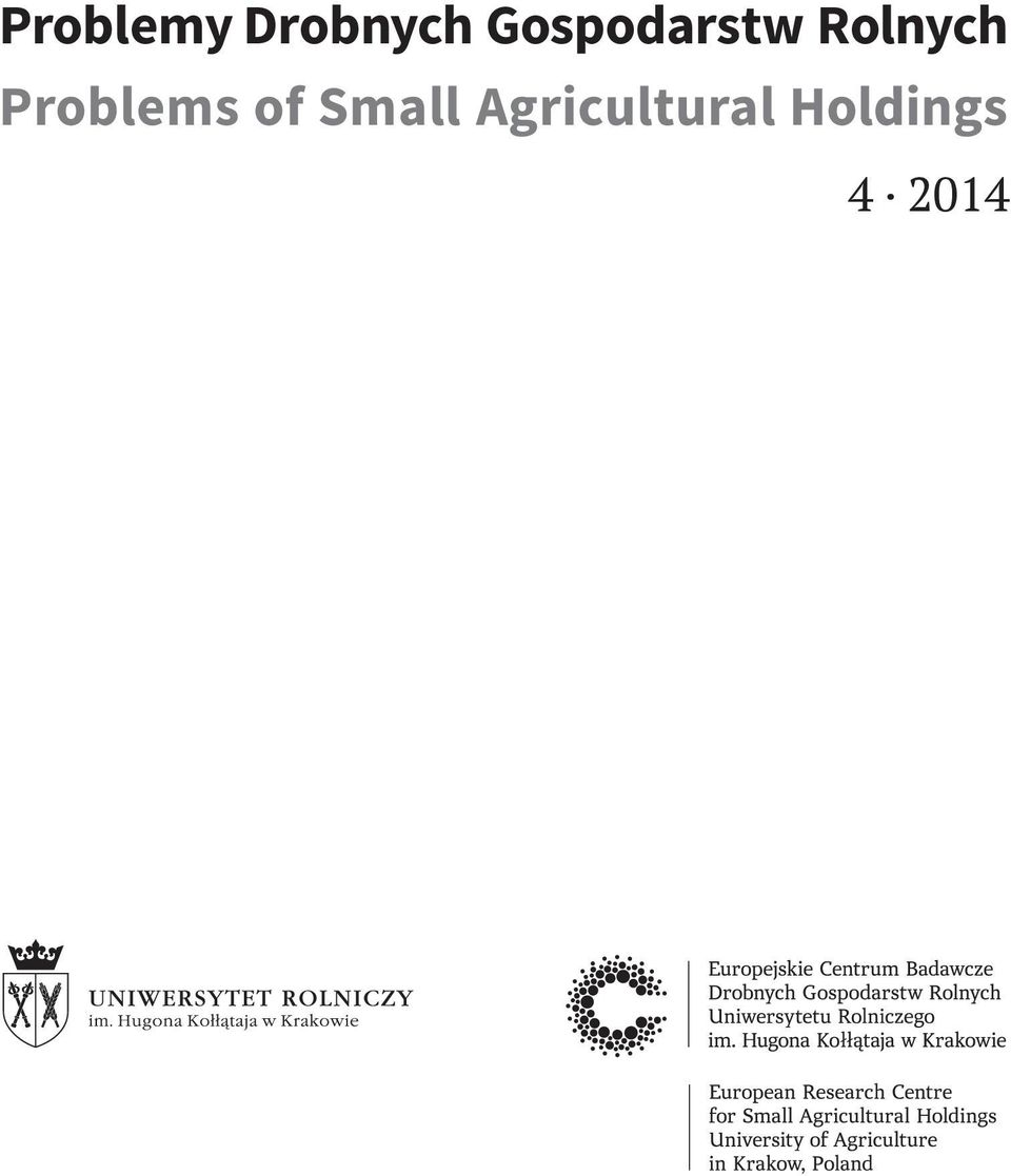 Problems of Small