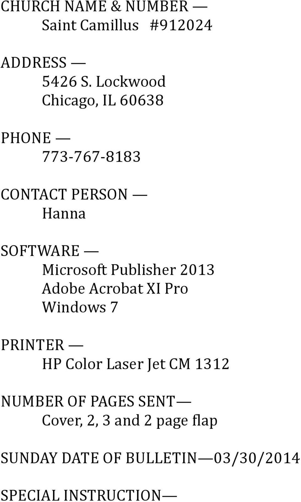Microsoft Publisher 2013 Adobe Acrobat XI Pro Windows 7 PRINTER HP Color Laser Jet