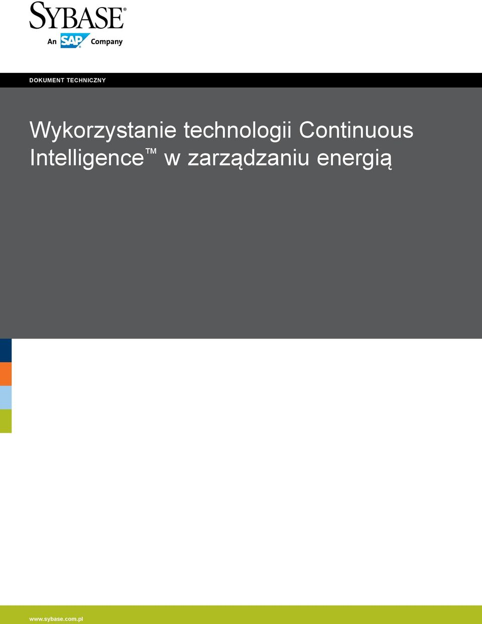 Continuous Intelligence w