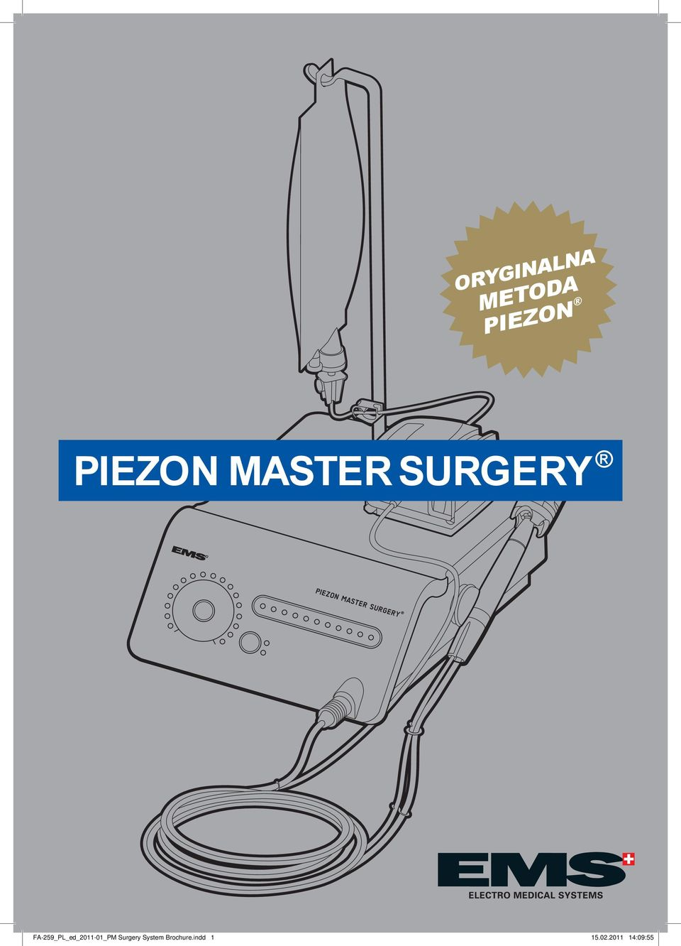 Surgery System Brochure.
