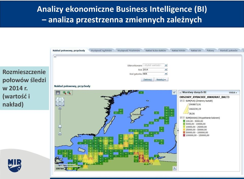 ekonomiczne Business Intelligence