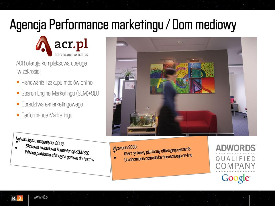 i zakupu mediów online Search Engine Marketingu