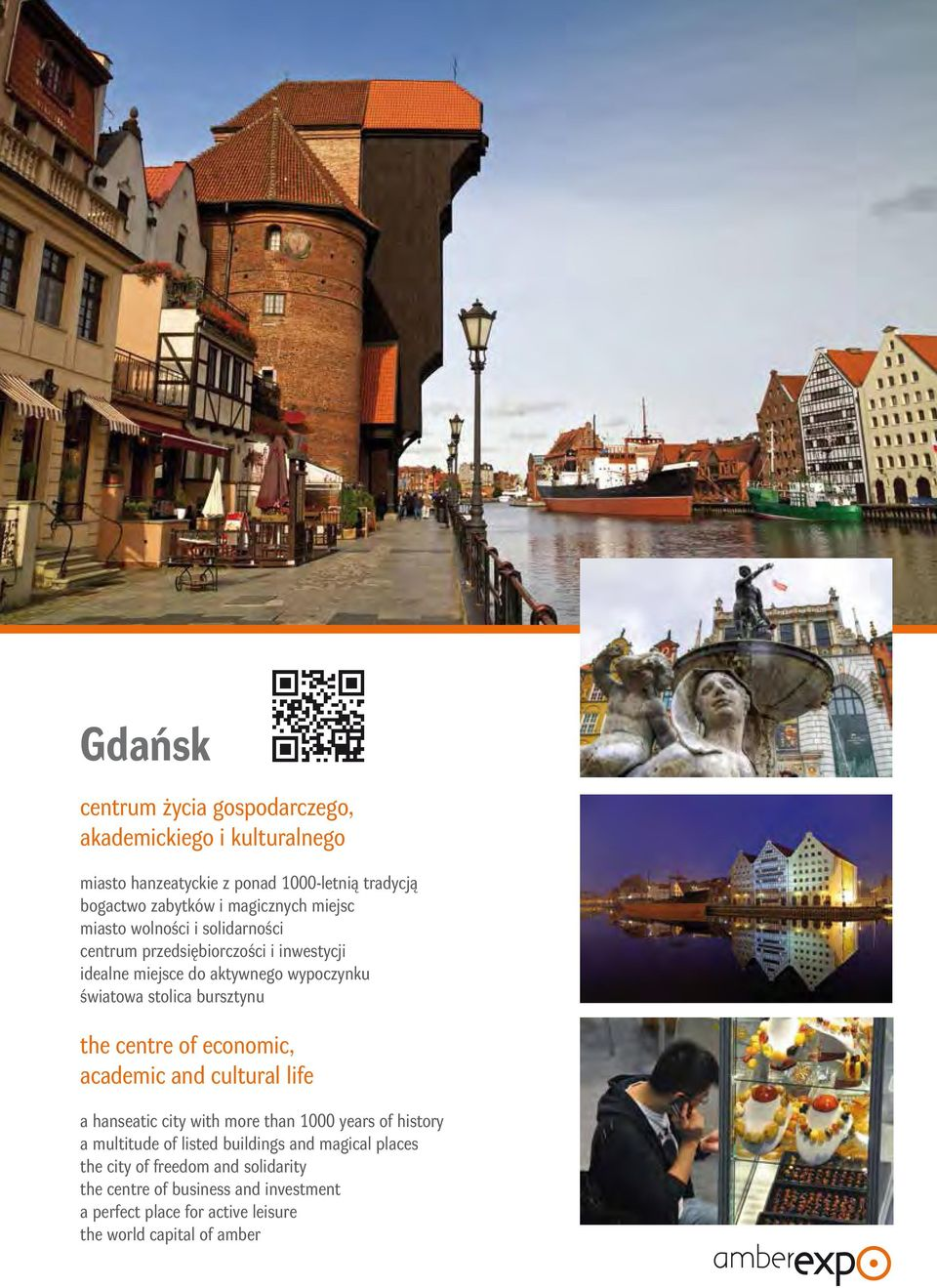 the centre of economic, academic and cultural life a hanseatic city with more than 1000 years of history a multitude of listed buildings and