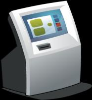 Kiosk or OPT (integrated) Prepaid cards issuing OPT (standalone) Clearing/