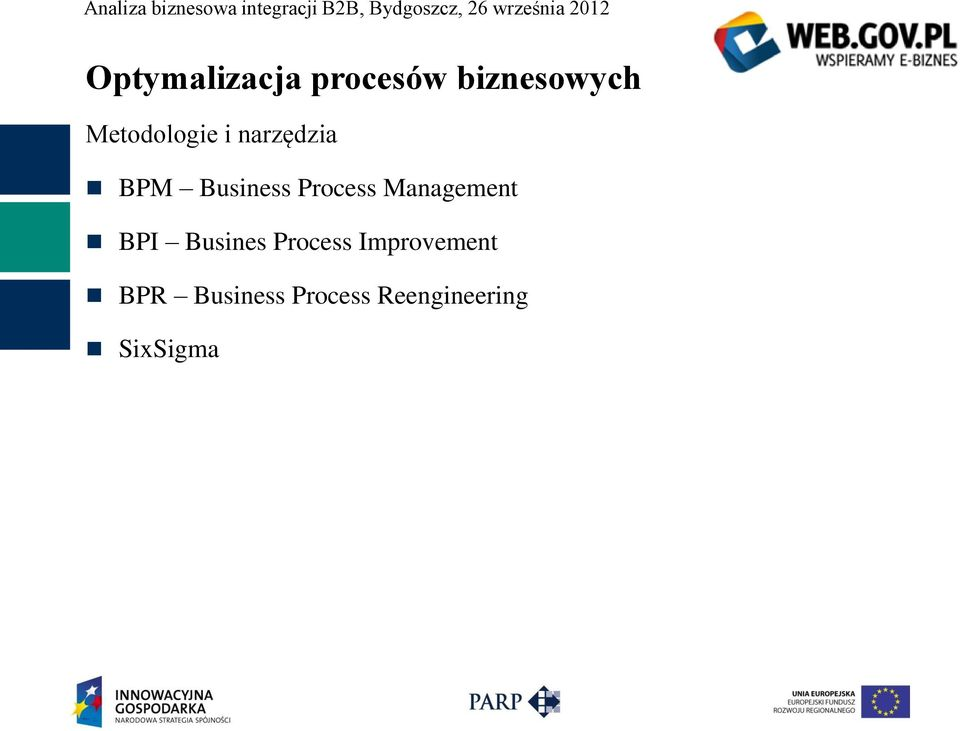 Process Management BPI Busines Process