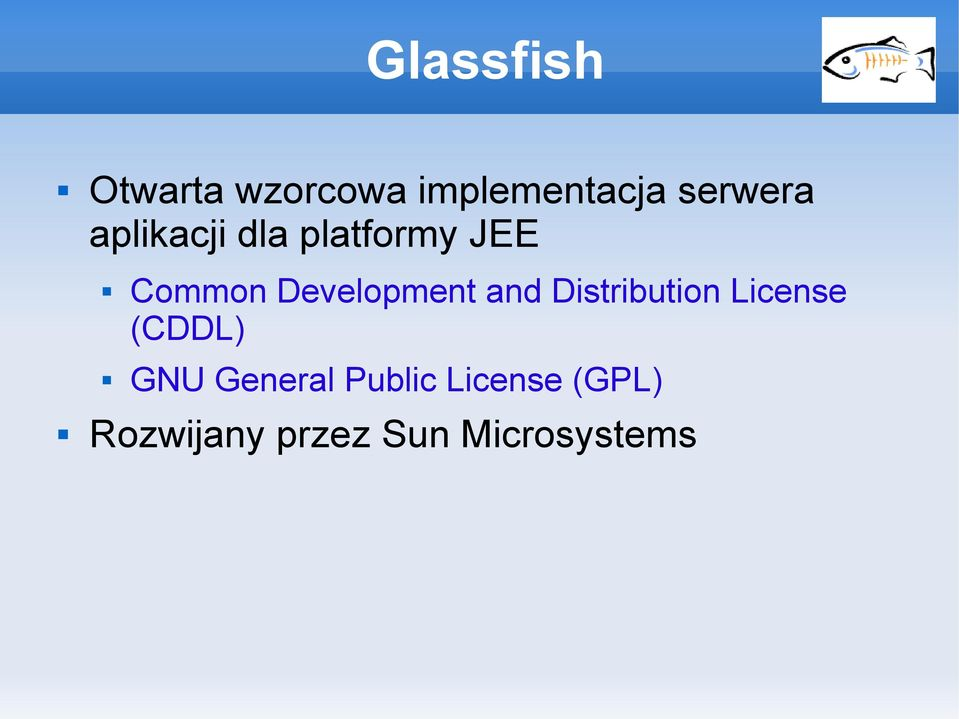 and Distribution License (CDDL) GNU General