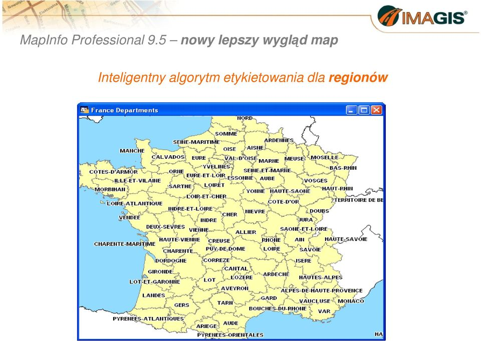 map Inteligentny