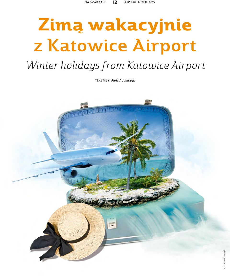 holidays from Katowice Airport