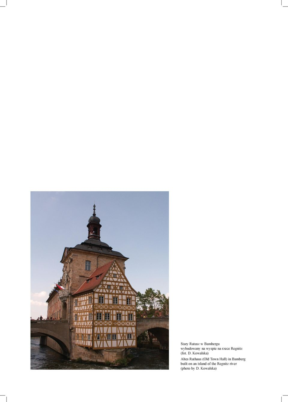 Kowalska) Altes Rathaus (Old Town Hall) in Bamberg