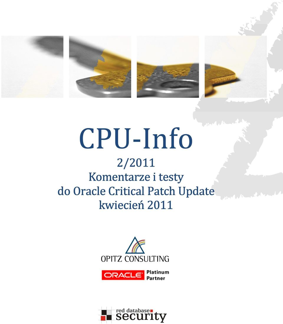 Critical Patch
