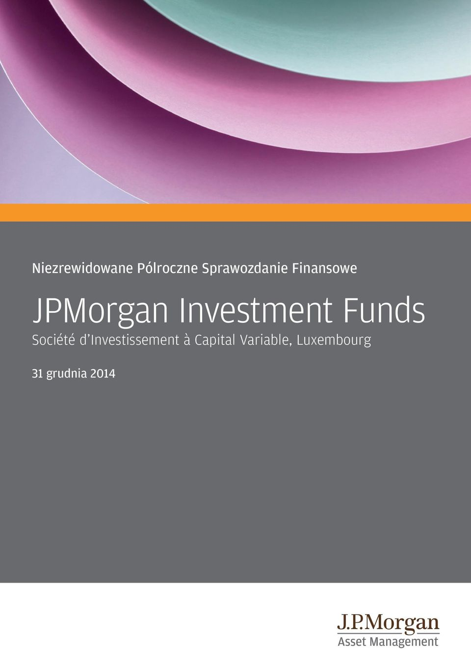 Investment Funds Société d