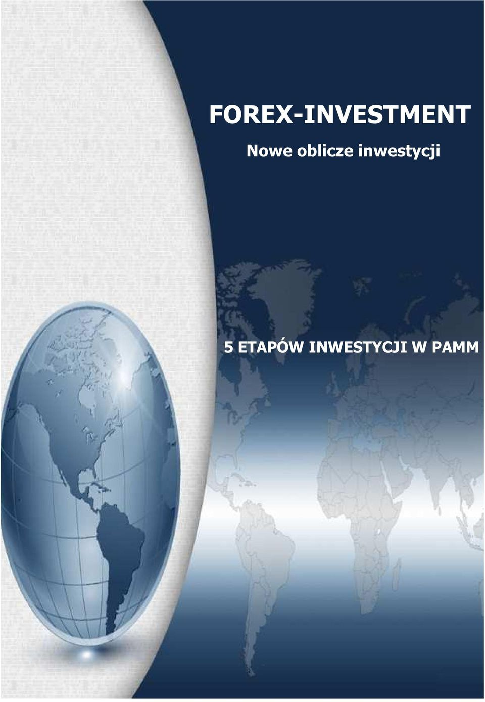 Forex as an investment