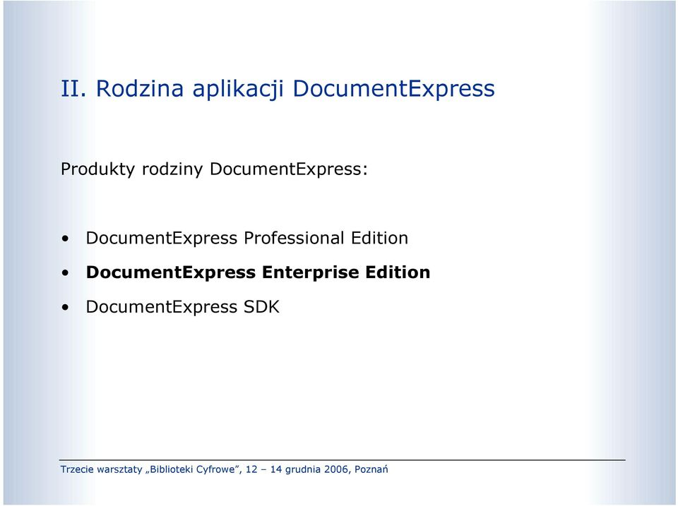 DocumentExpress Professional Edition