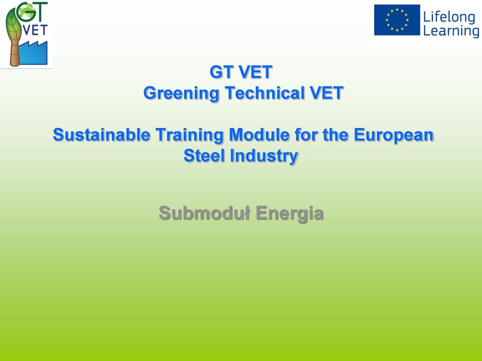 Module for the European