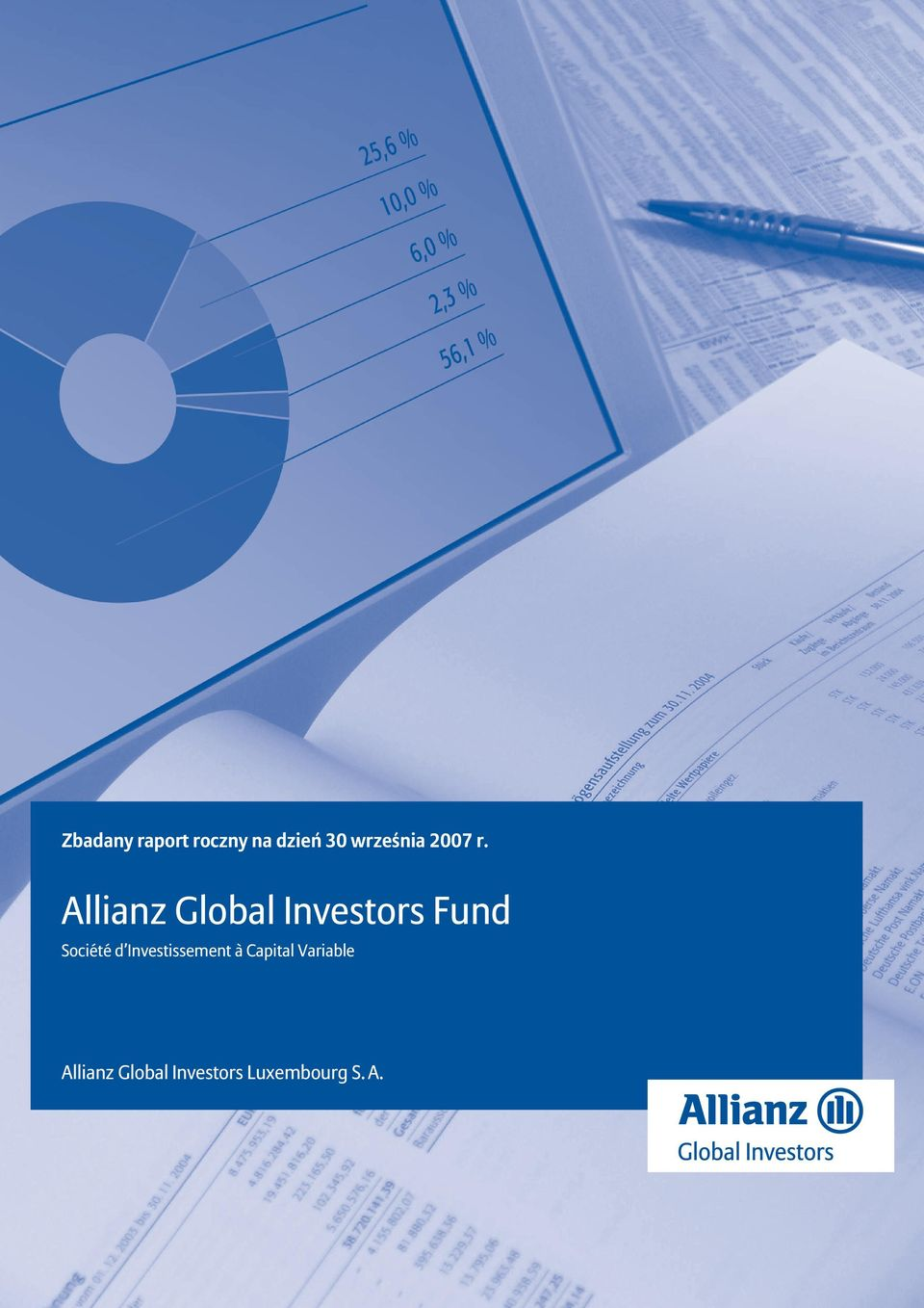 Allianz Global Investors Fund Société d