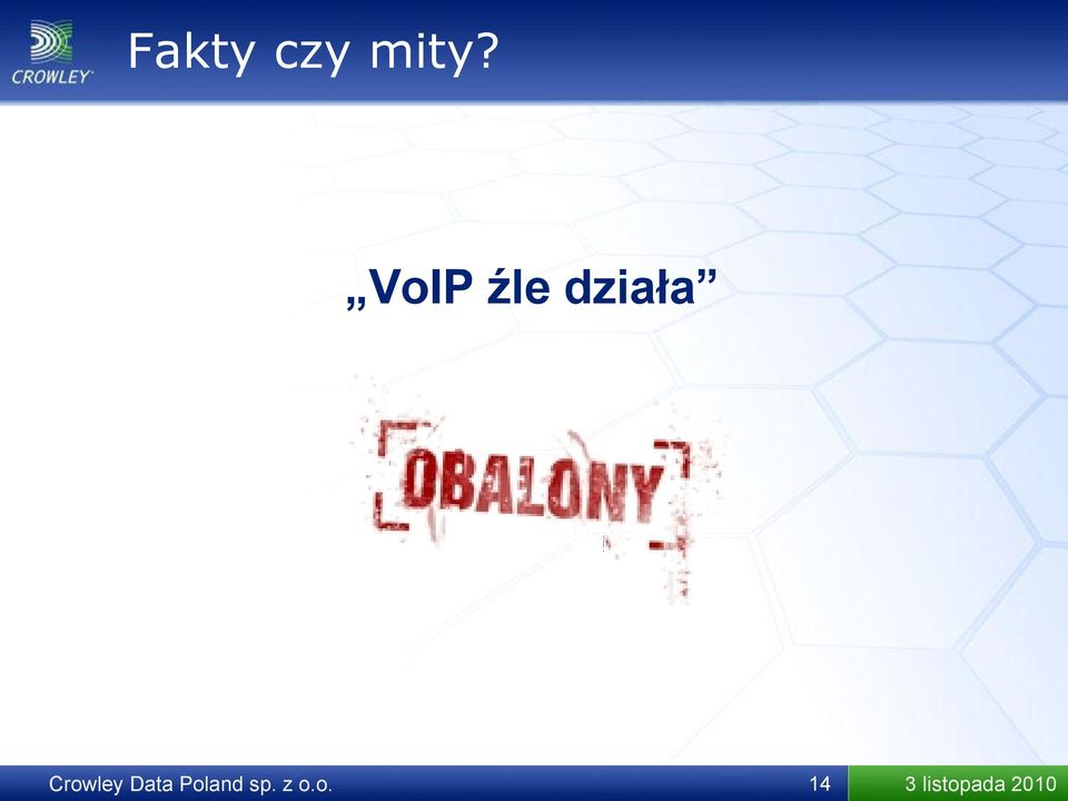 VoIP źle