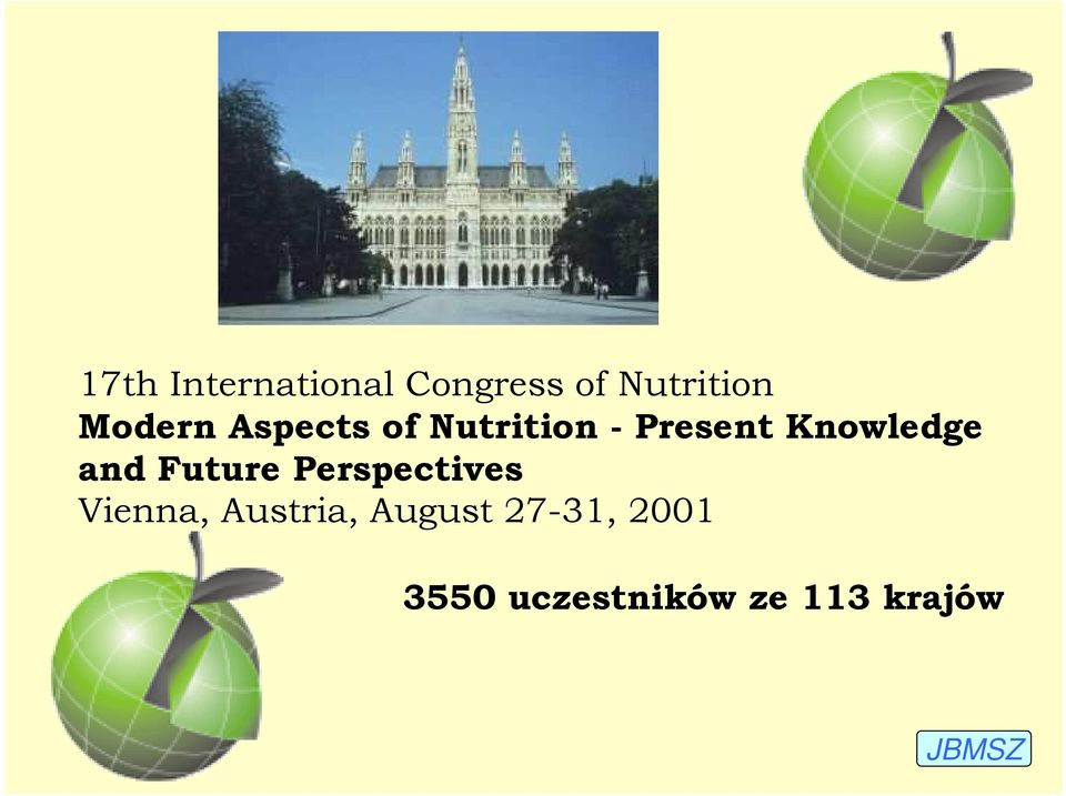 Knowledge and Future Perspectives Vienna,